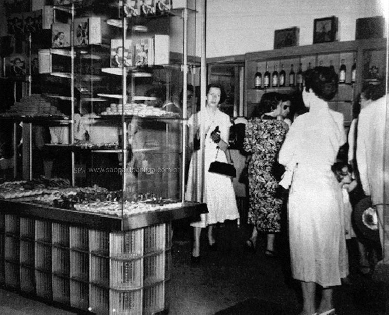 Dulca Confeitaria in 1959