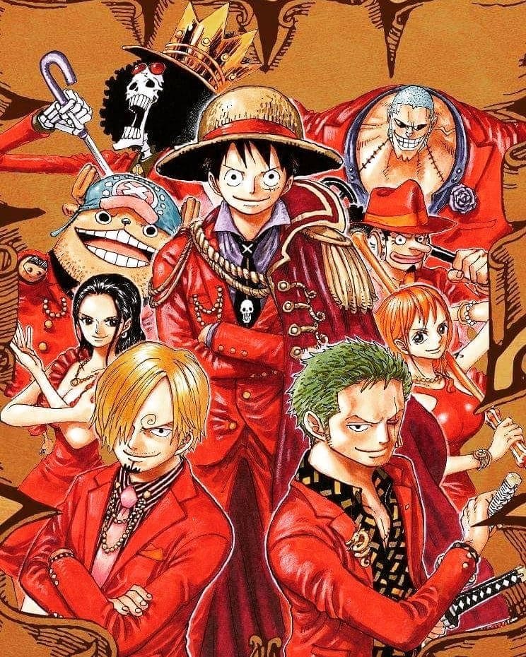 """ONE PIECE ワンピース shared a post on Instagram """"The Strawhat"""