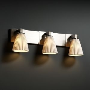 Justice Design Exclusive Lighting Store   Limoges - Three Light ...