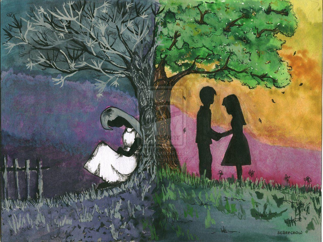 Unrequited Love Art