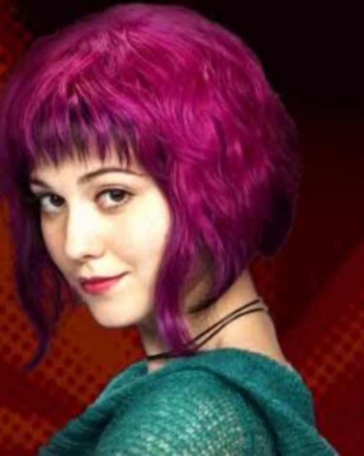 Ramona Hair In 2019 Pinterest Ramona Flowers Scott Pilgrim