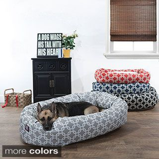 Overstock Com Online Shopping Bedding Furniture Electronics Jewelry Clothing More Cool Dog Beds Dog Bed Large Majestic Pet