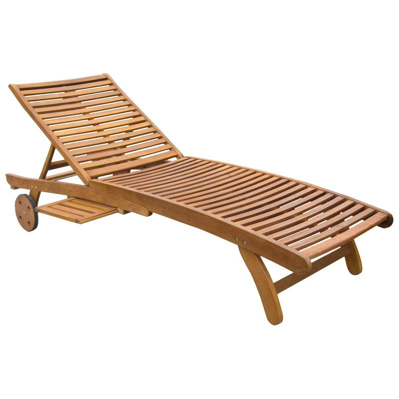 Rothstein Reclining Chaise Lounge Lounge Chair Outdoor Teak Chaise Lounge Outdoor Chaise