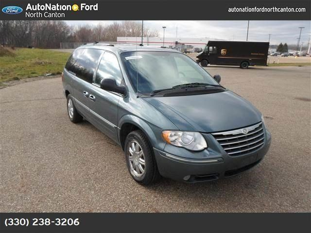 2005 Chrysler Town Amp Country 130 804 Miles 5 991