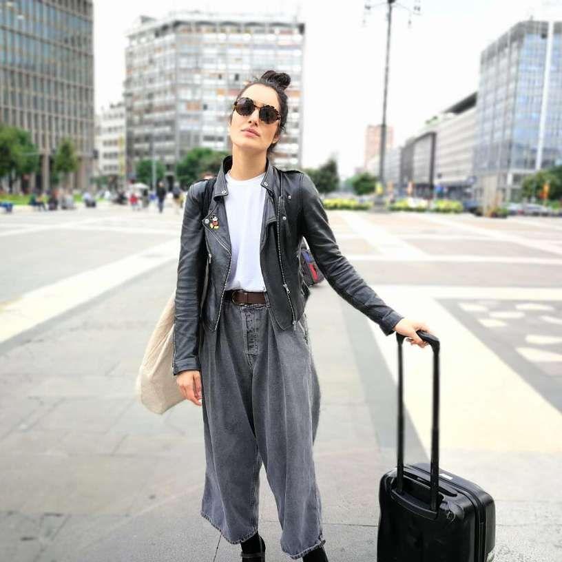 Gli outfit più belli di Levante - Lo stile grunge di Levante ... 5f6d50c20c0