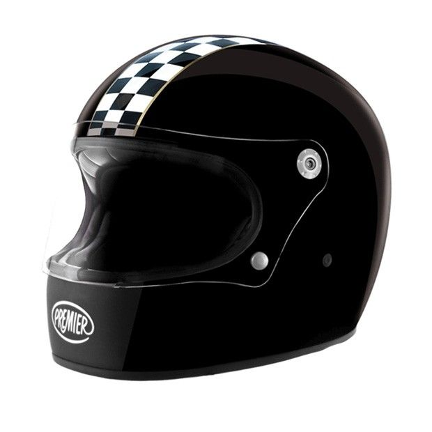 Premier Trophy Ck Black Helmet Helmade Vintage Integral Helmet Buy Your Own On Https Www Helmade Com Black Helmet Helmet Motorbike Helmet