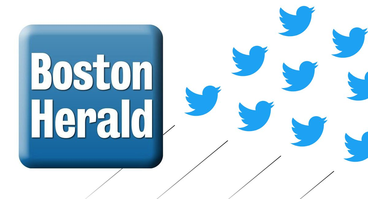 Boston Herald Reporters Are Boycotting Twitter | Breaking