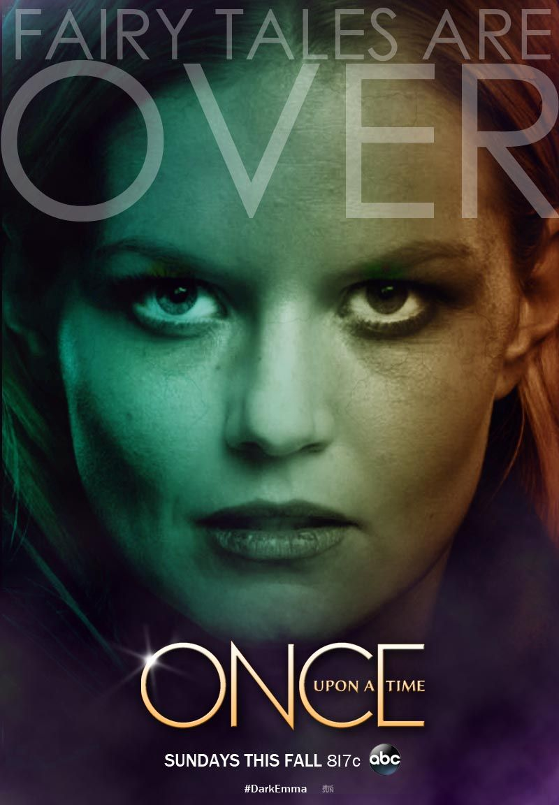 Once Upon A Time Season 5 Poster Pesquisa Google Rebecca Mader