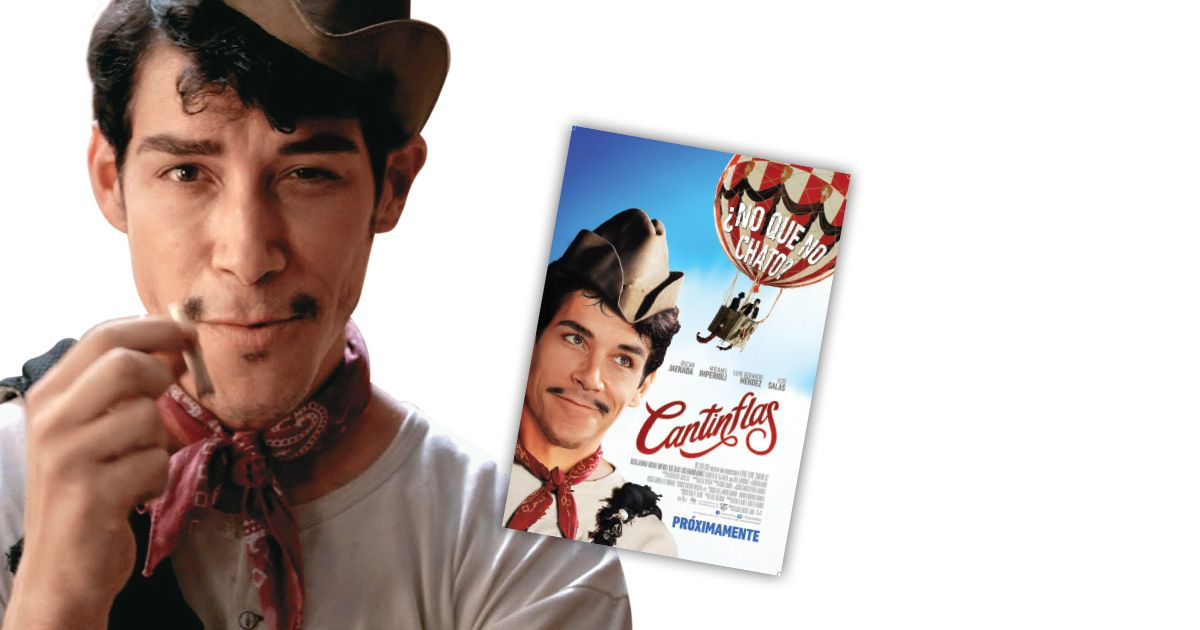 El actor de 'Cantinflas', más que un imitador | Semana.com