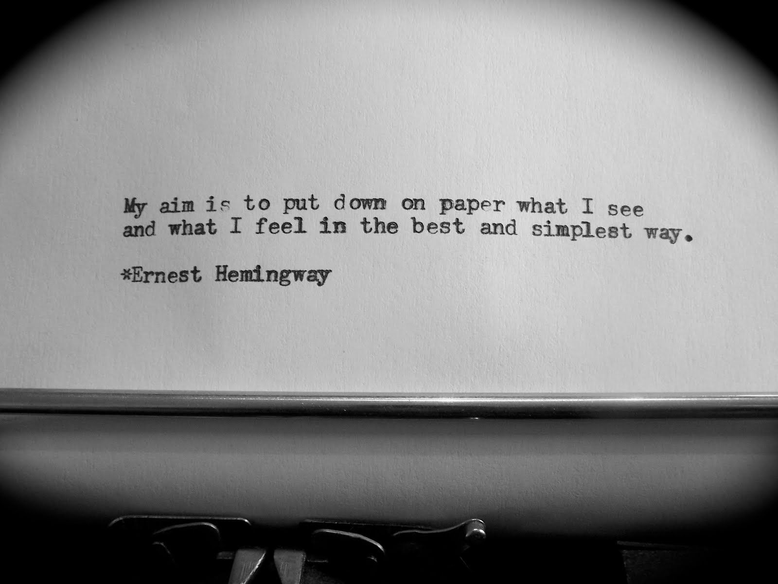 best ideas about hemingway quotes