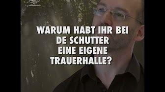 Beerdigungsinstitut de Schutter GmbH - YouTube