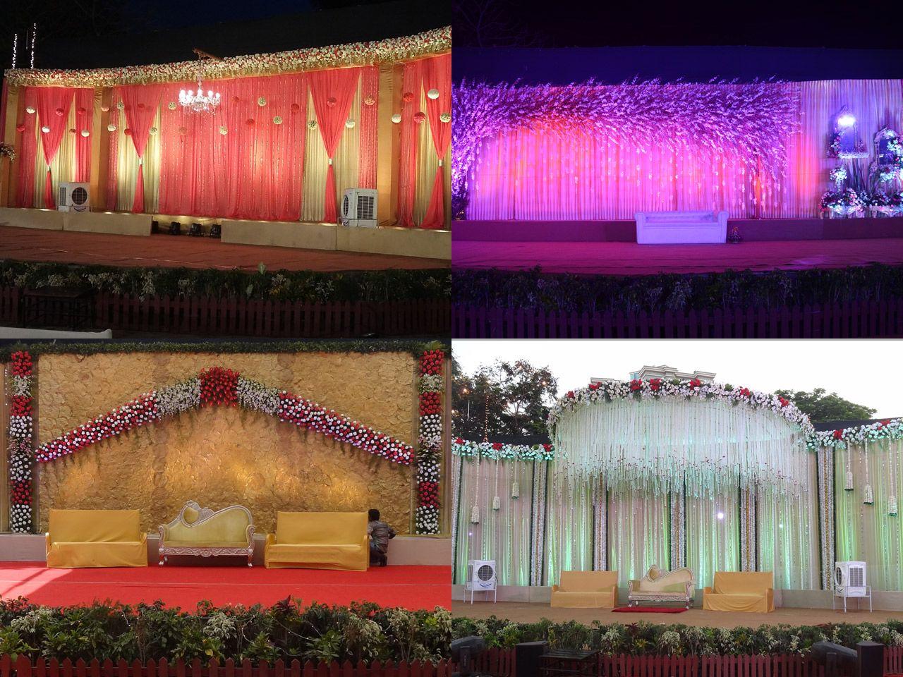Mumbai Indian Wedding Reception Decorators And Planners Goa Beach Wedding Planning And Mandap Stage Decoration Venue Mumbai Gujarat India