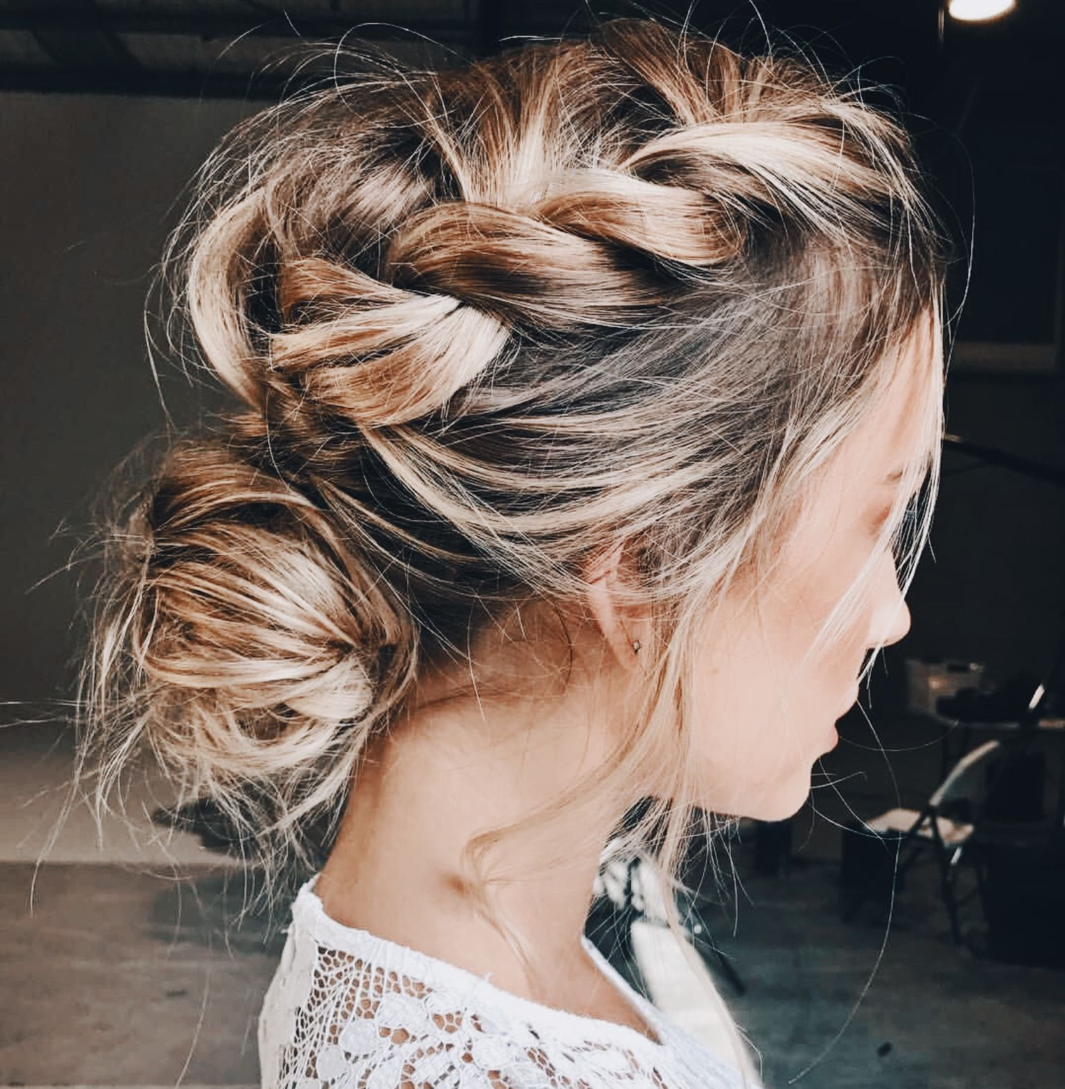 Pin by nicole snare on cute hairstyles pinterest hair style