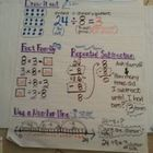 Strategies on how to explain division with an anchor chart...