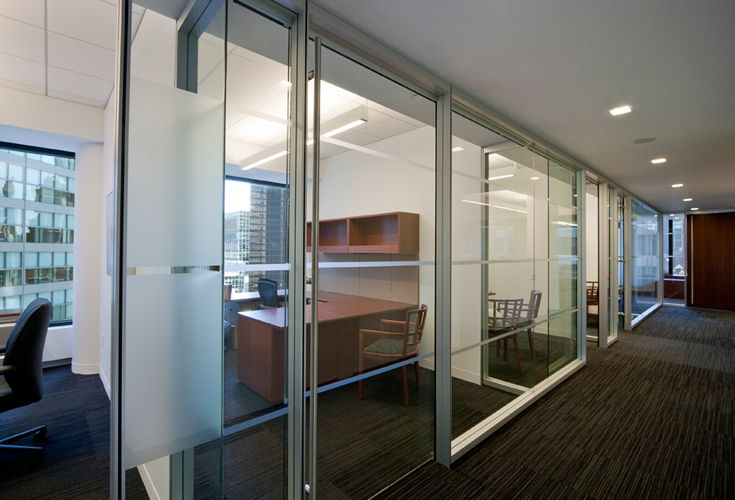 Infinium Wall Systems, Office Design, Glass Walls. For More Information  Visit Us At Infiniumwalls.com