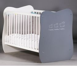 Alibaby Lit Bébé 1 2 3 Moutons Lit Bebe Lit Et Bebe