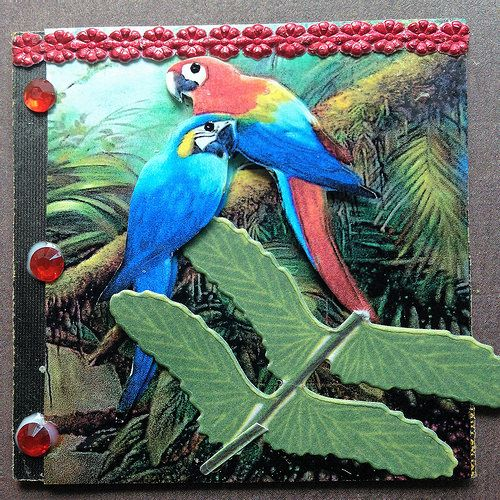 Bird Twinchies (3 of 3) | by Donetta's Beaded Treasures