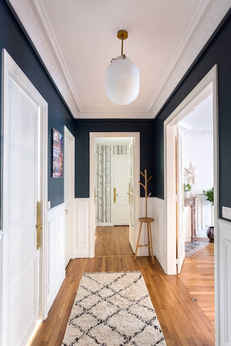 r novation d 39 un appartement vincennes par mon concept. Black Bedroom Furniture Sets. Home Design Ideas