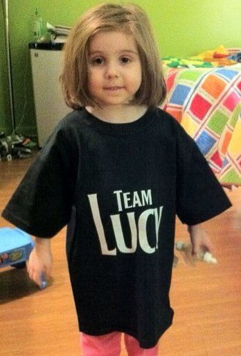 #teamlucy #stjude #childhoodcancer