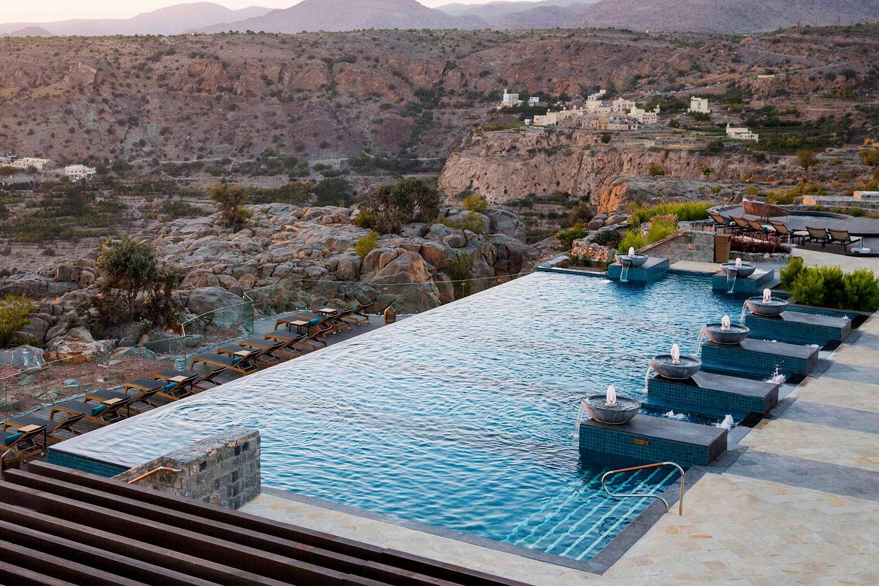 these 8 hotels sit on the edge of cliffs pools cliff. Black Bedroom Furniture Sets. Home Design Ideas