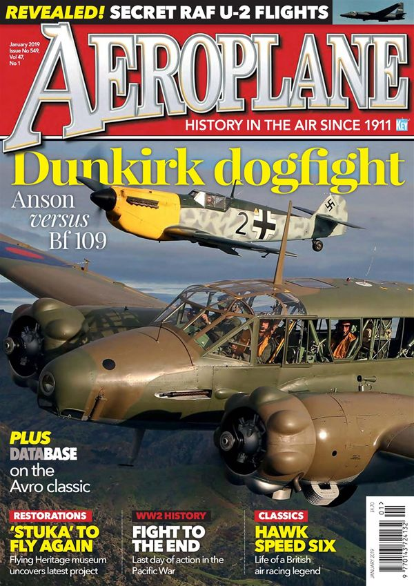 DUNKIRK DOGFIGHT Anson versus Bf 109 REVEALED SECRET RAF U