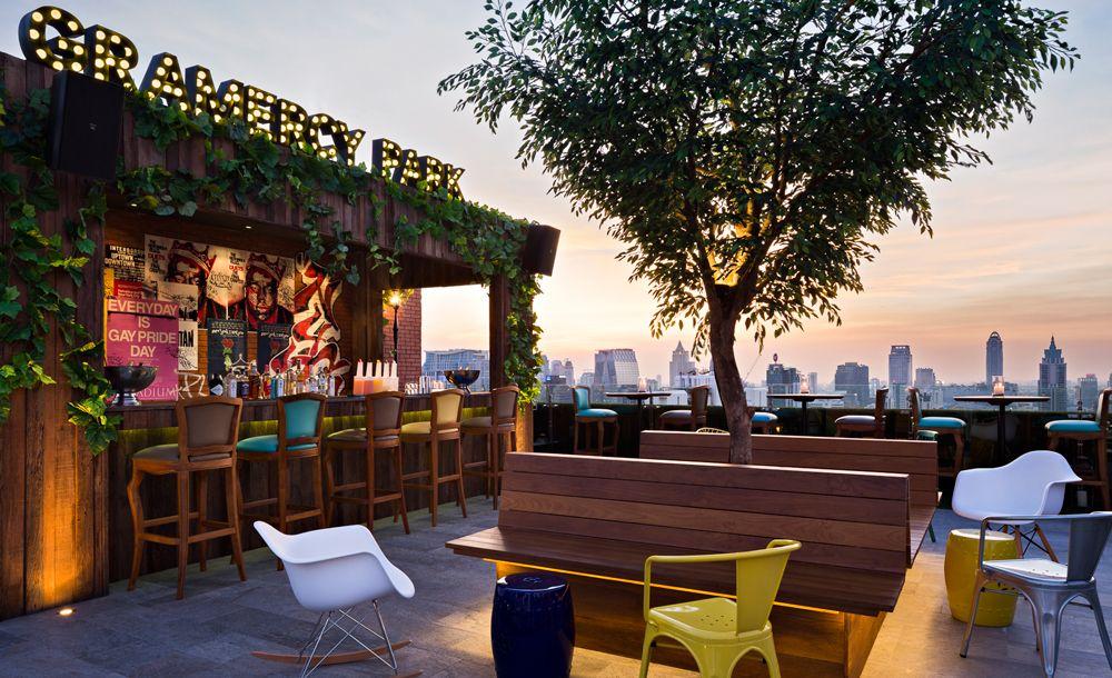 2014 S Best New Outdoor Bars Restaurants In Bangkok Rooftop