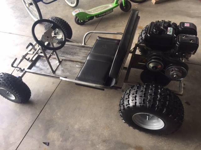 Live axle go kart plans will show you how to build an off road go