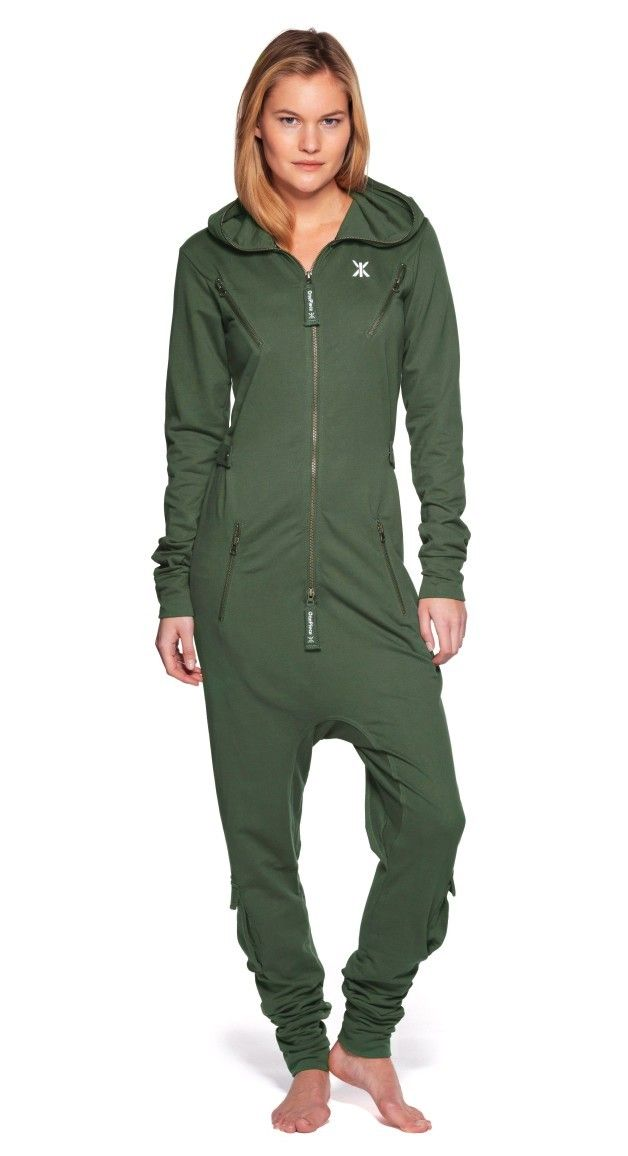1476b8ea79 OnePiece Air Jumpsuit Jungle Green