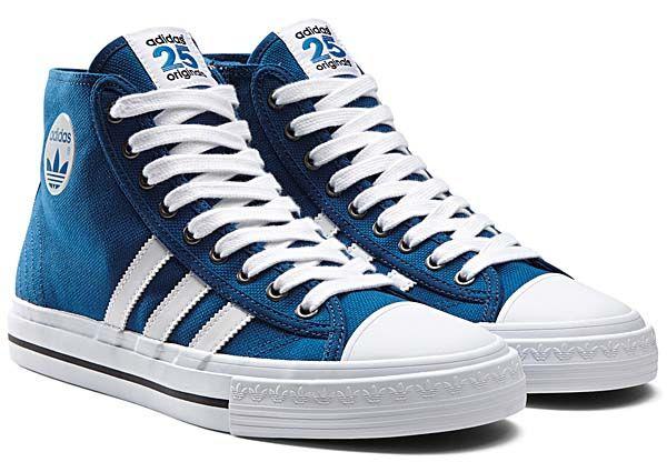 adidas Originals x NIGO SHOOTING STAR HI  Dark Marin Blue Bird White ... f701f3357