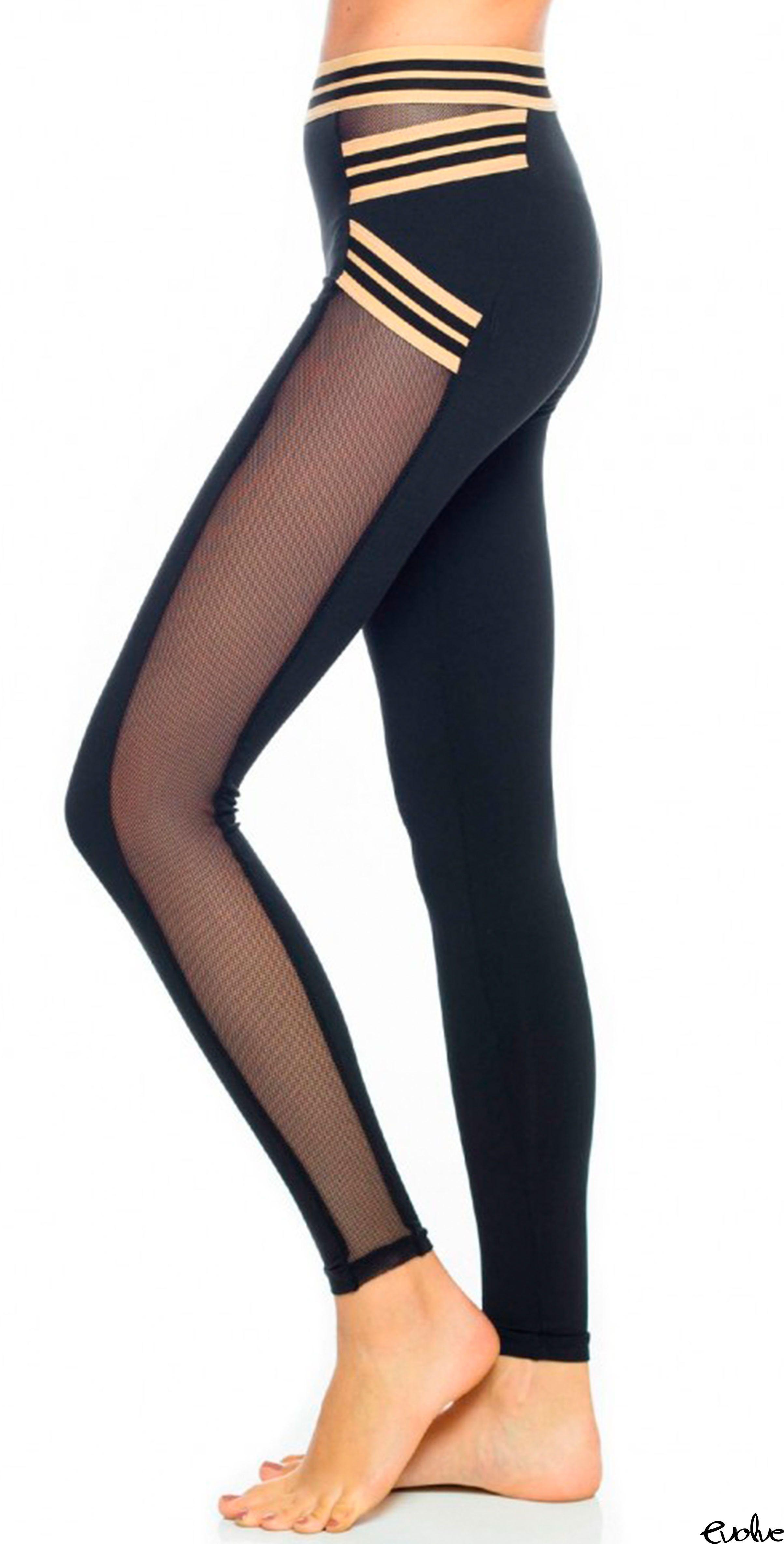 37bb97530e370 Blue Life Fit Sporty Legging. Shop now at www.evolvefitwear.com. Ropa