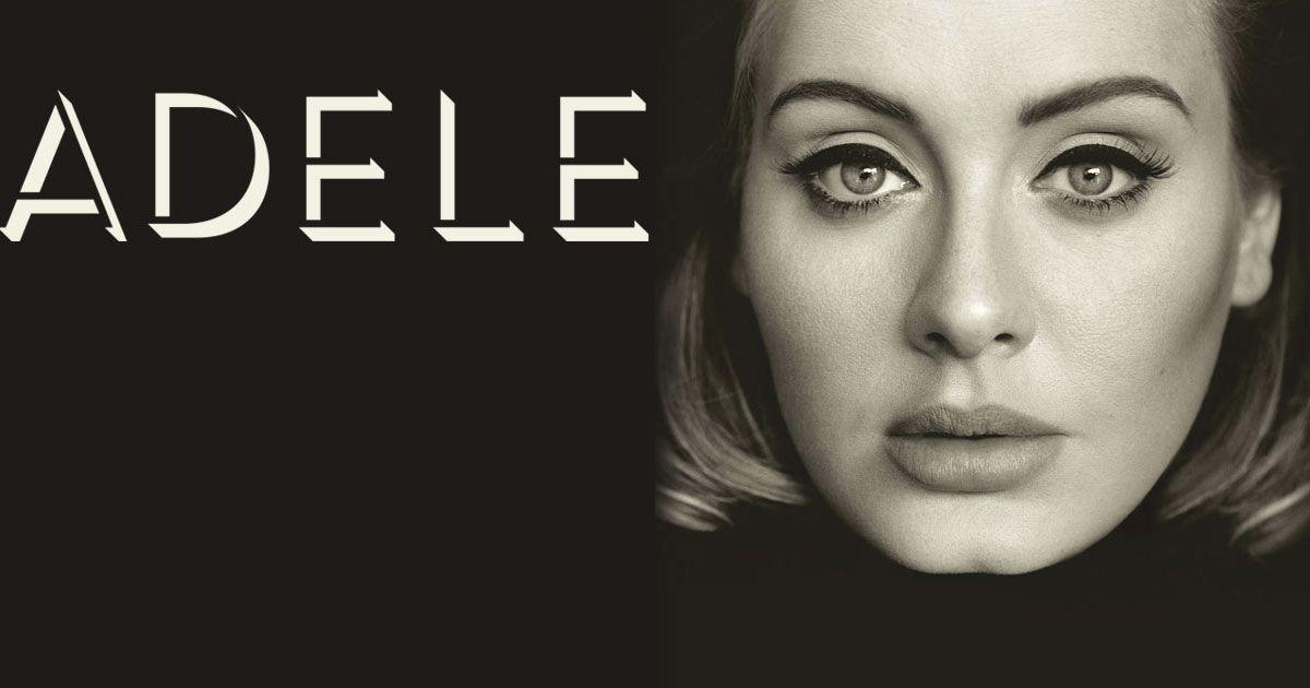 Adele está de volta!
