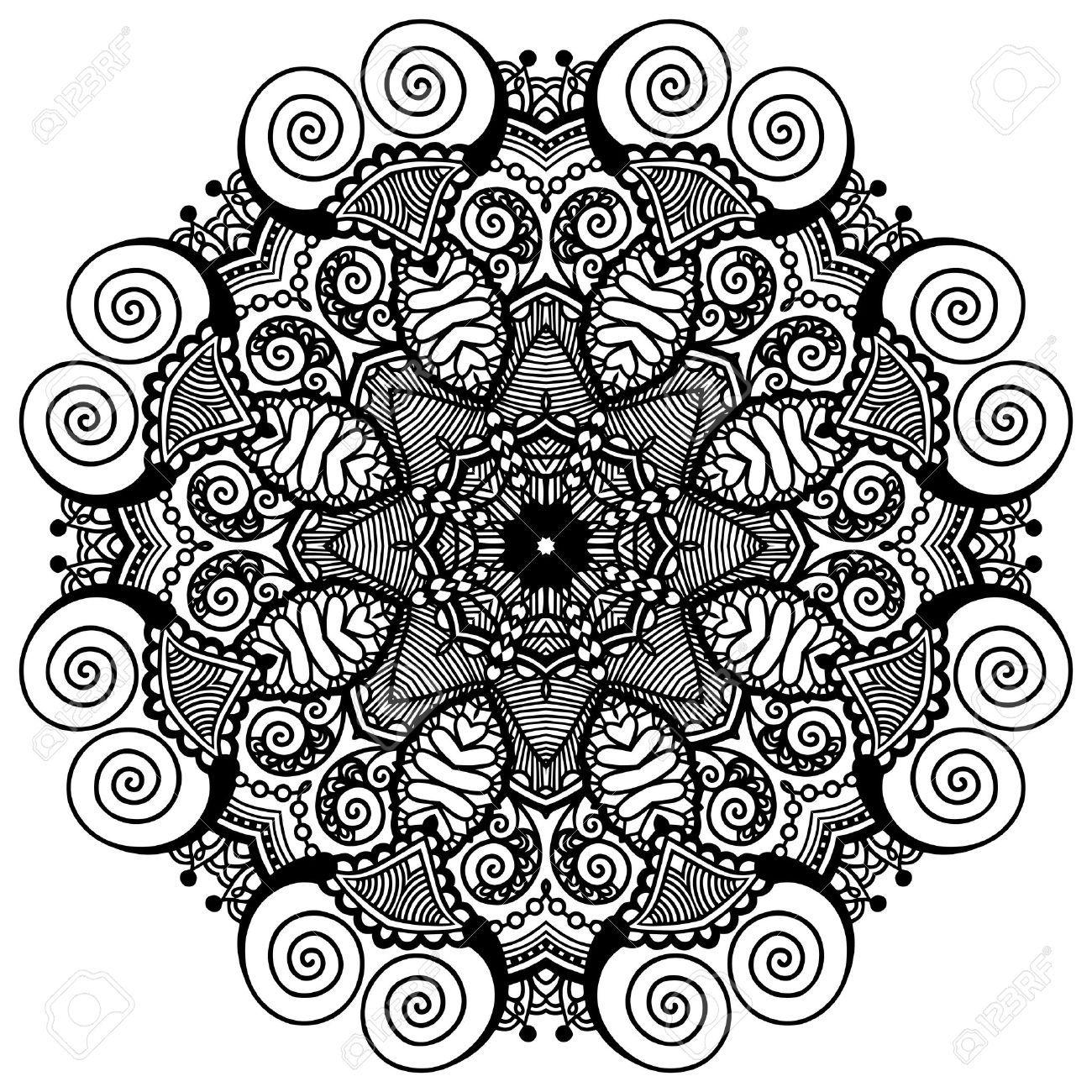 21960366-Circle-lace-ornament-round-ornamental-geometric-doily-pattern--Stock-Photo.jpg (1300×1300)