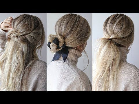 12 Quick and Easy Fall Hairstyles -   13 fall hairstyles 2018 ideas