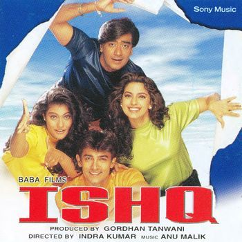Ishq 1997 With Images Movies Tamil Movies Movie Posters