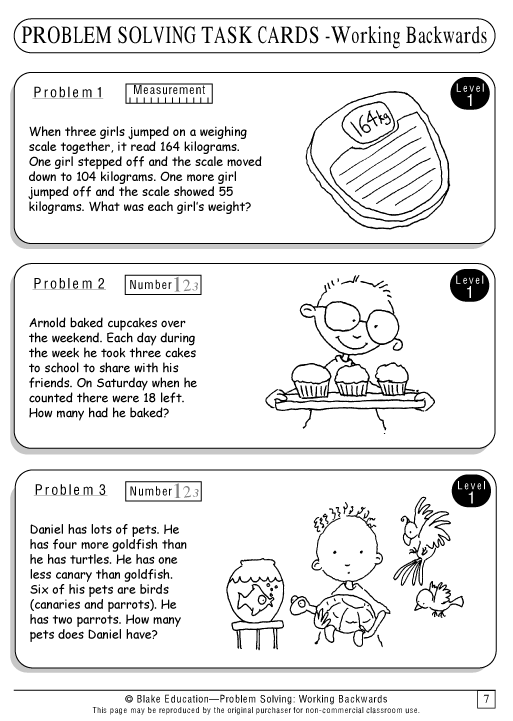 Pin By Tricia Stohr Hunt On Word Problems Problem Solving Math Problem Solving Activities Math Word Problems Problem Solving Activities