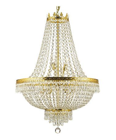 Gold Gallery 30 Crystal Chandelier Crystal Chandelier Beautiful Chandelier Gold Chandelier