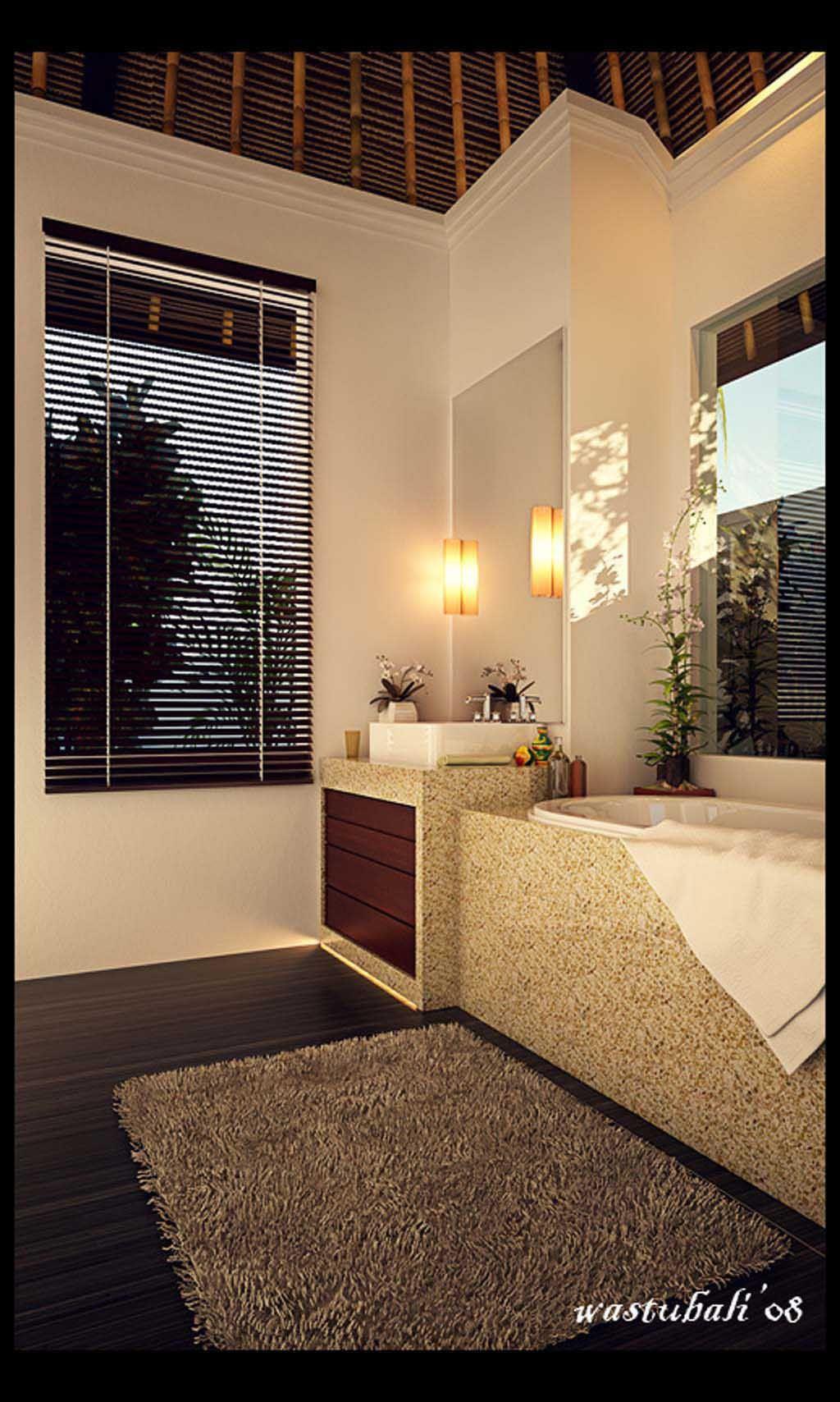 Apartment Bathroom Decorating Ideas Dark Wood Floors