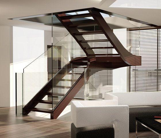 Nordic Modern By Siller Treppen Stairs Mit Bildern Treppe