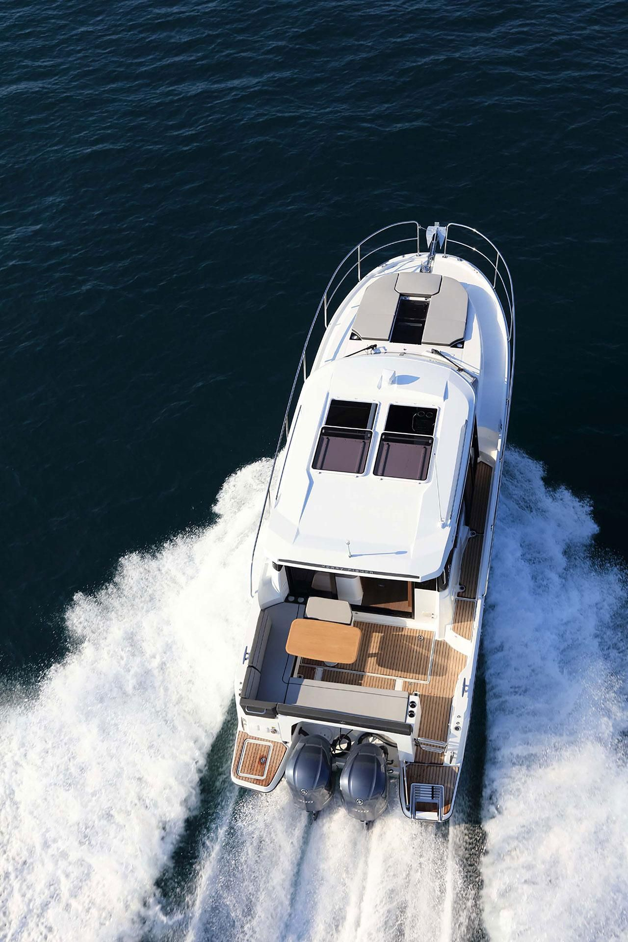 JEANNEAU NC 1095 NAMED AS 2018 BOAT OF THE YEAR FINALIST