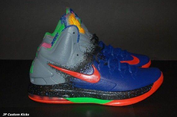 kevin durant shoes 2013 Nike KD V Nerf