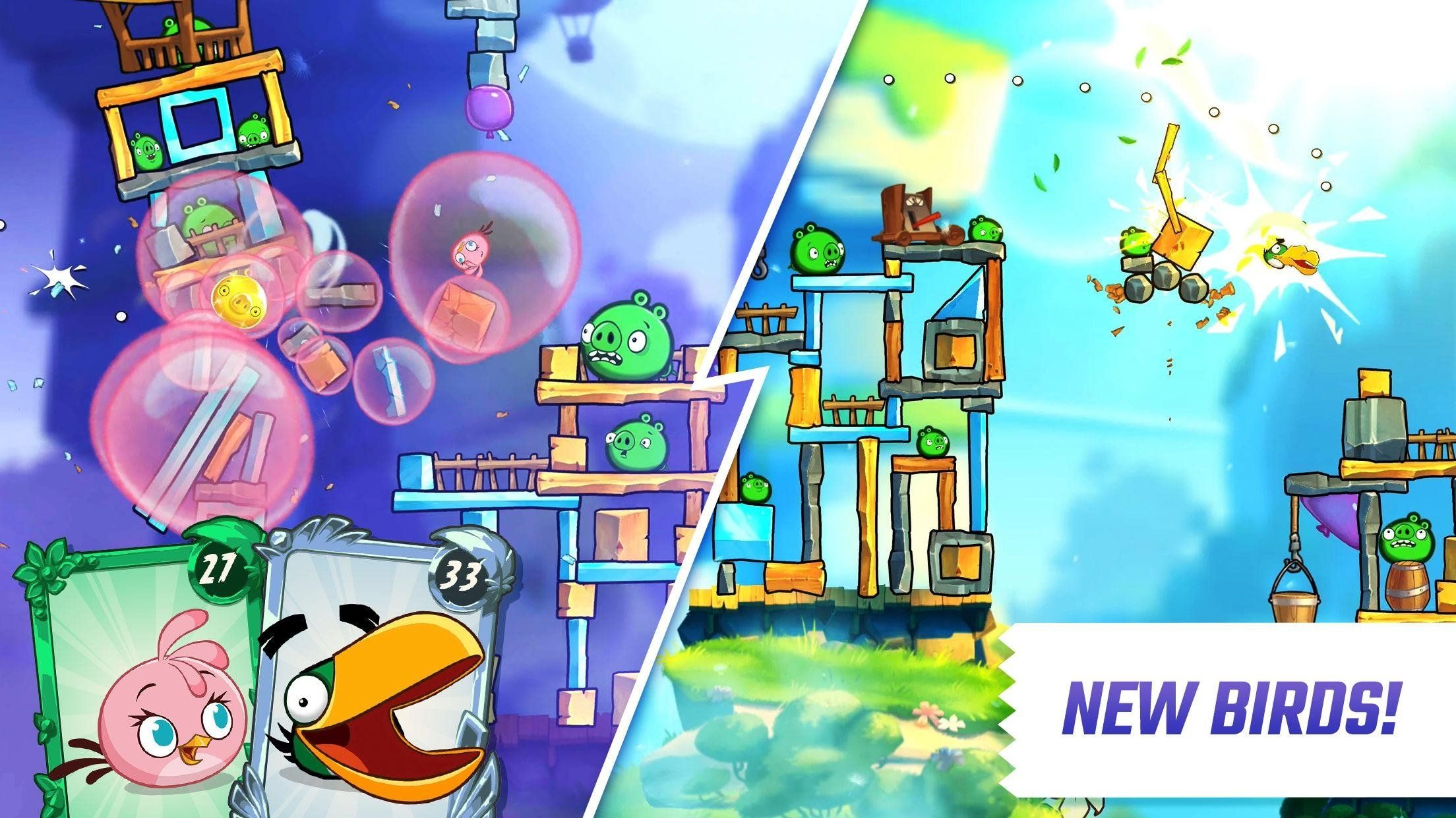 Angry Birds 2 Mod Apk Unlimited Money Free Download With Images
