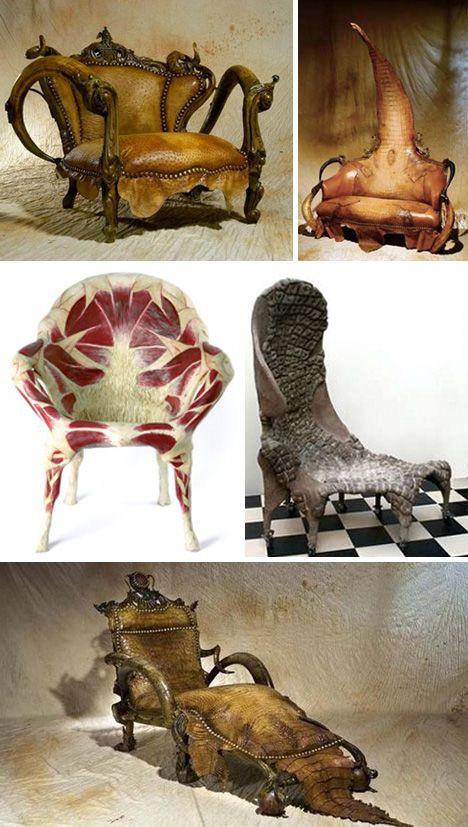 Weird Ugly Furniture 4