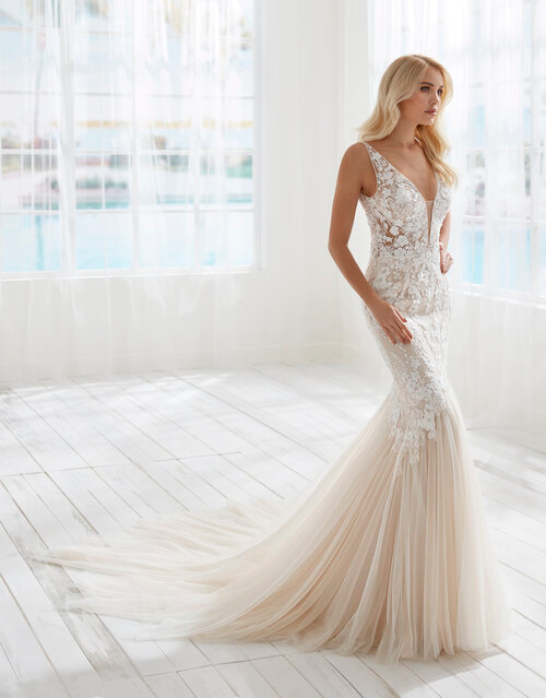 Beautiful Beginnings — Randy Fenoli Bridal in 2020 Big
