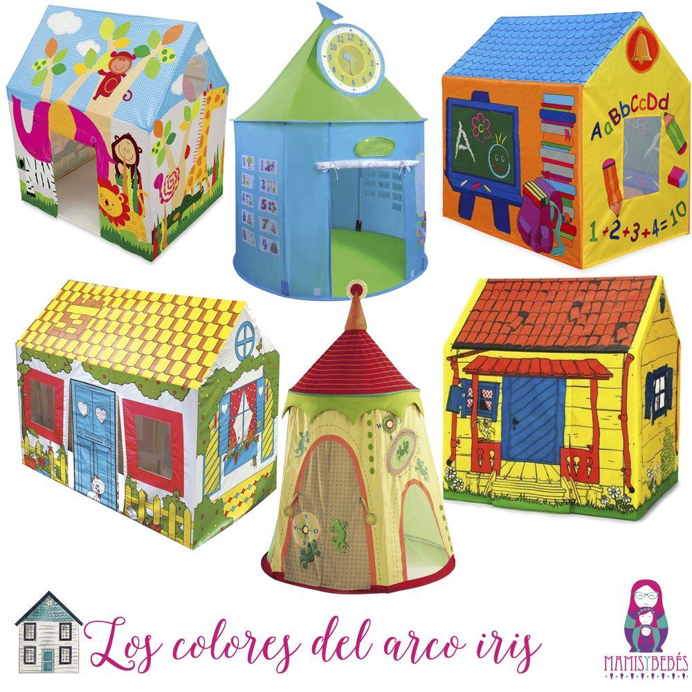 Casitas de tela para los ni os tipus casitas para - Casitas de juguete para ninas ...