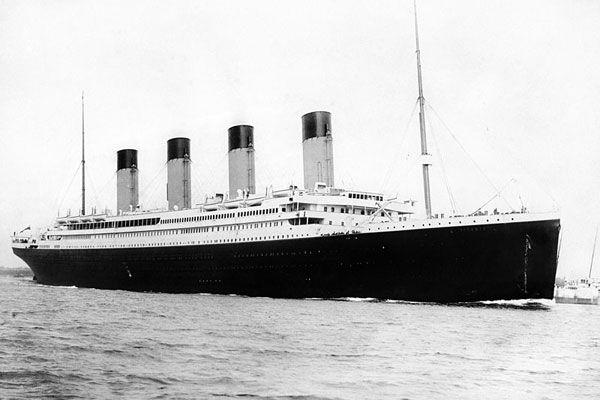 Titanic 2 is back.... #Titanic