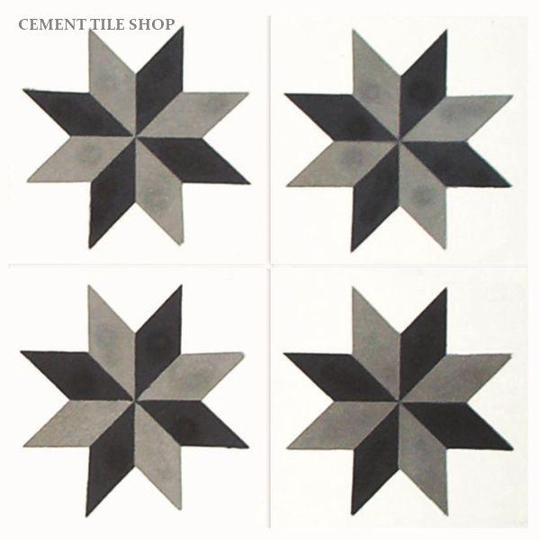 Cement Tile Shop | Single Star