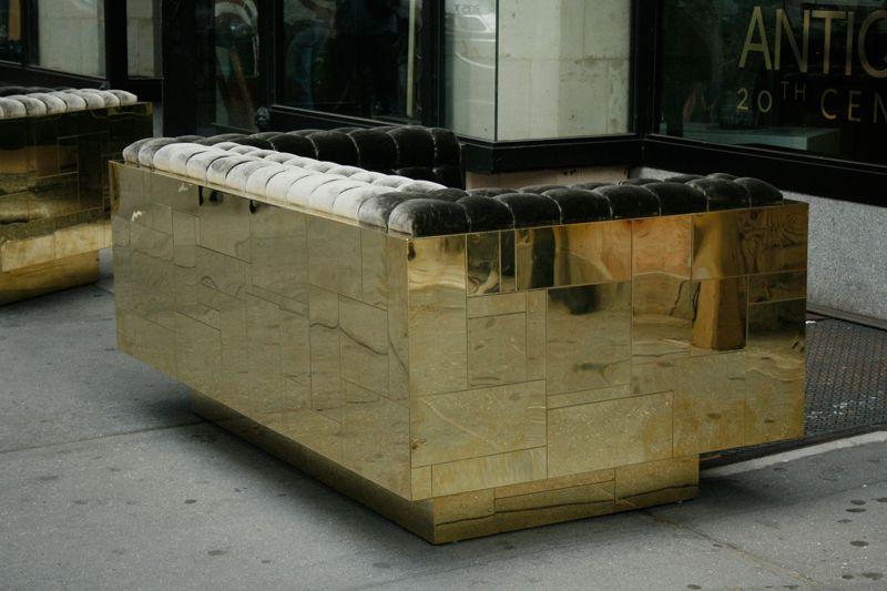 Paul Evans   Cityscape Sofa   1970s B