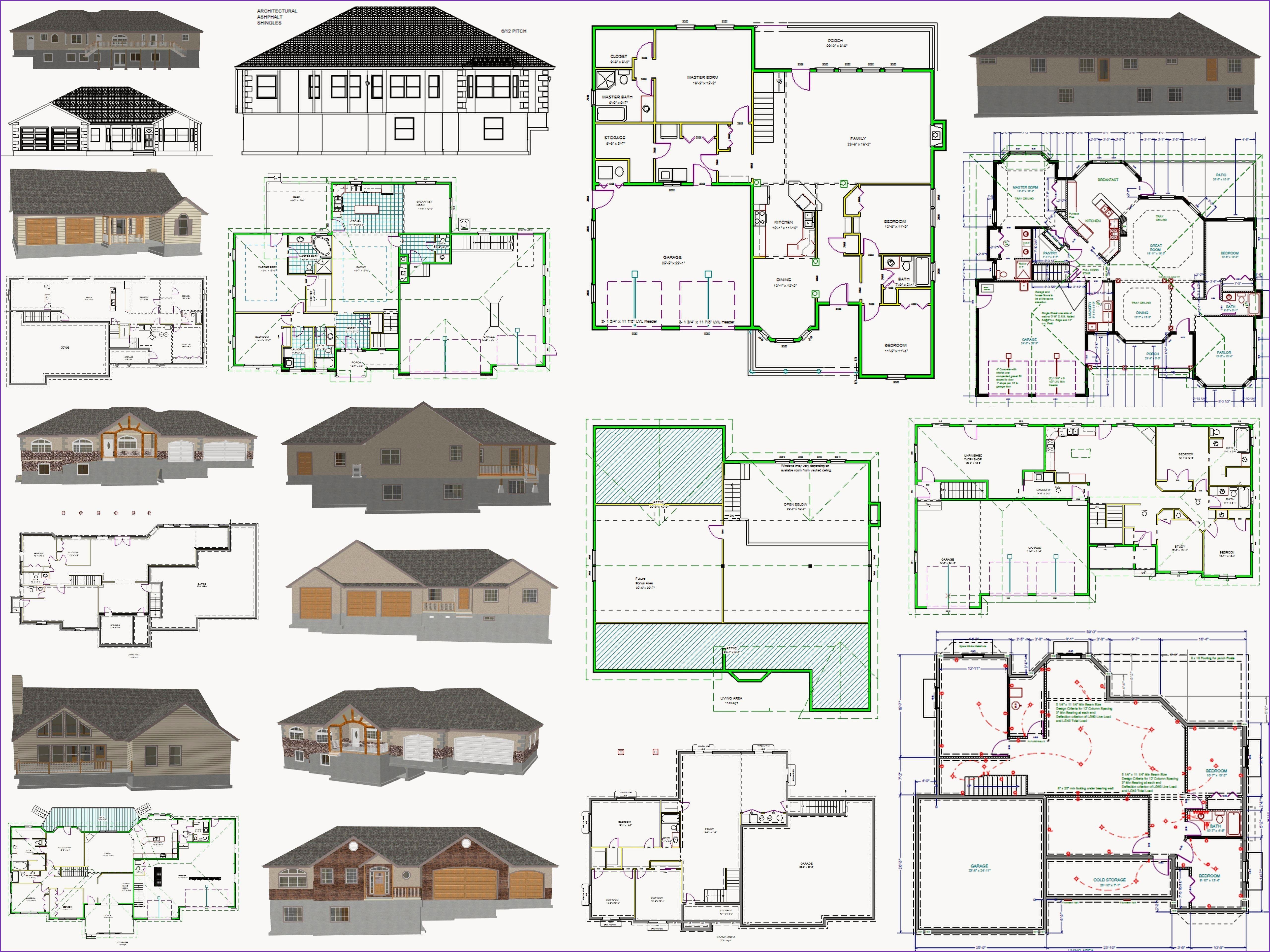 Awesome Walkout Basement House Plans House Layout Plans House Layouts Victorian House Plans