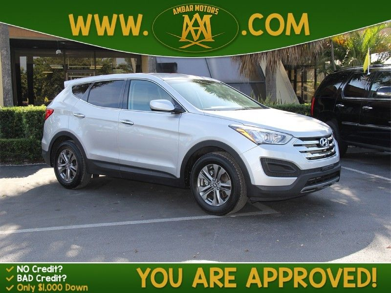 2014 Hyundai Santa Fe Sport. EVERYONE IS APPROVED!!! NO