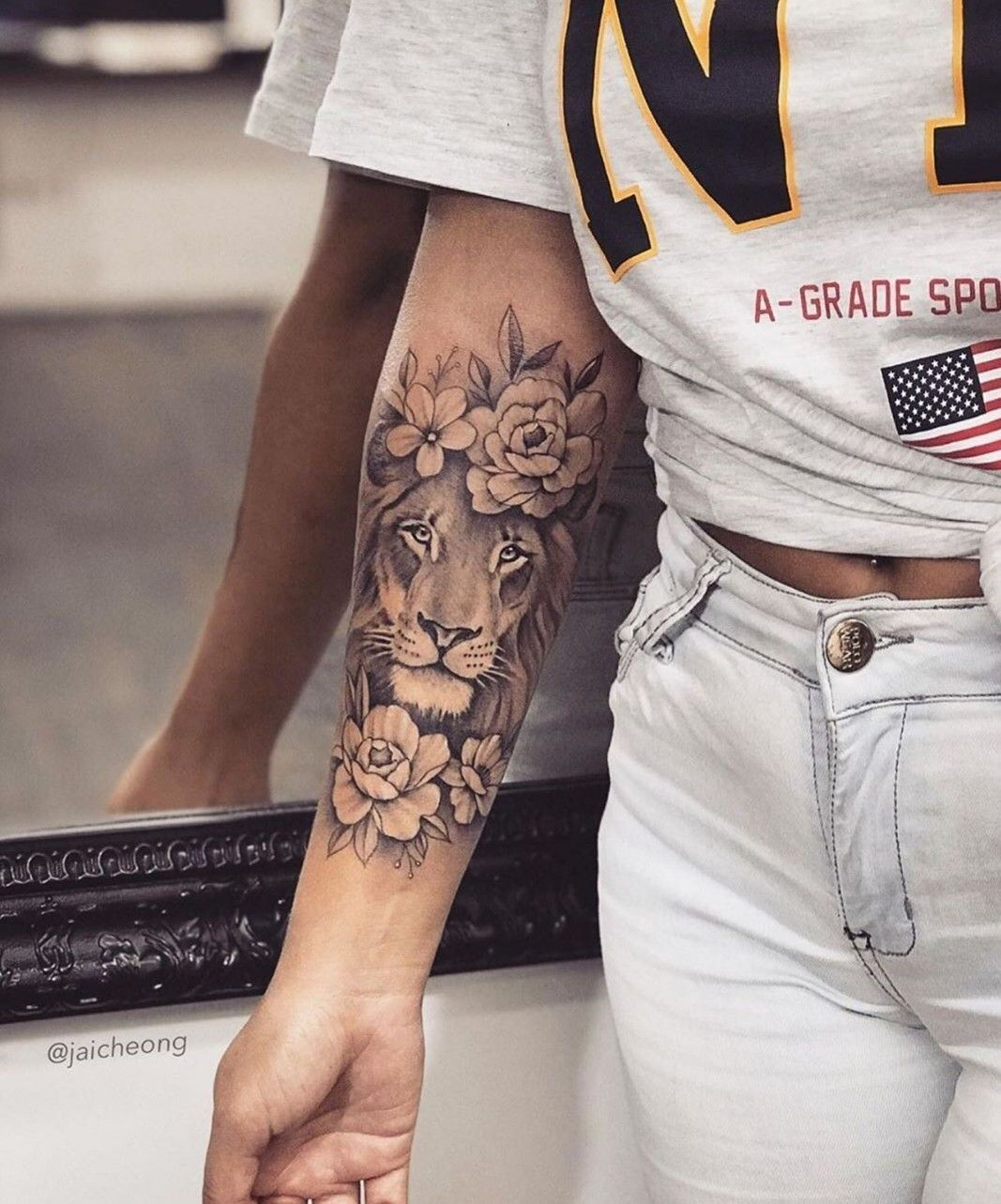 Pin by Nicole Hapunkt on ink | Sleeve tattoos for women